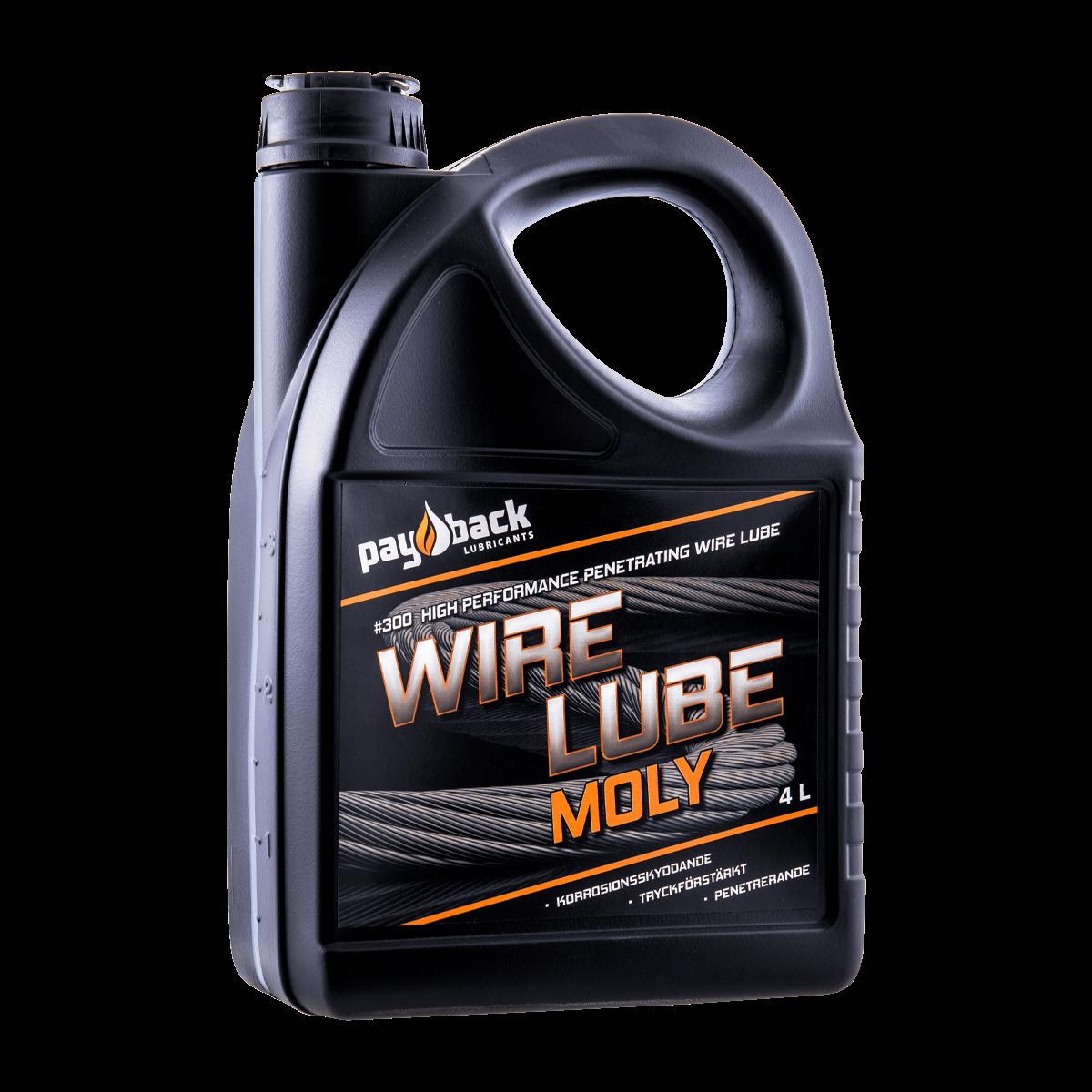 Högpresterande smörjmedel för slitage- och korrosionsskydd